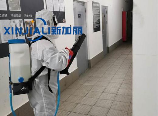 贵州环境消毒杀菌
