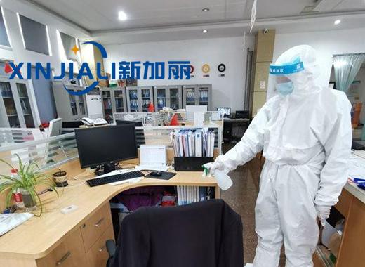 贵州写字楼消毒