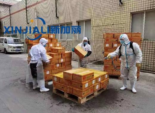 食品厂消毒杀菌